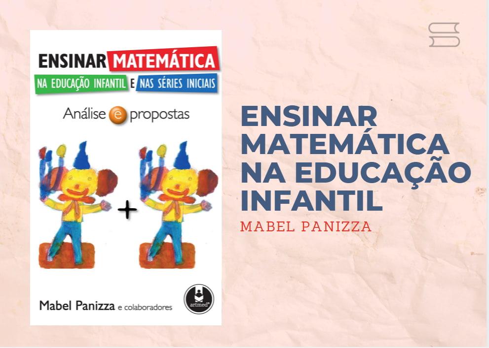 livro ensinar matematica na educacao infantil