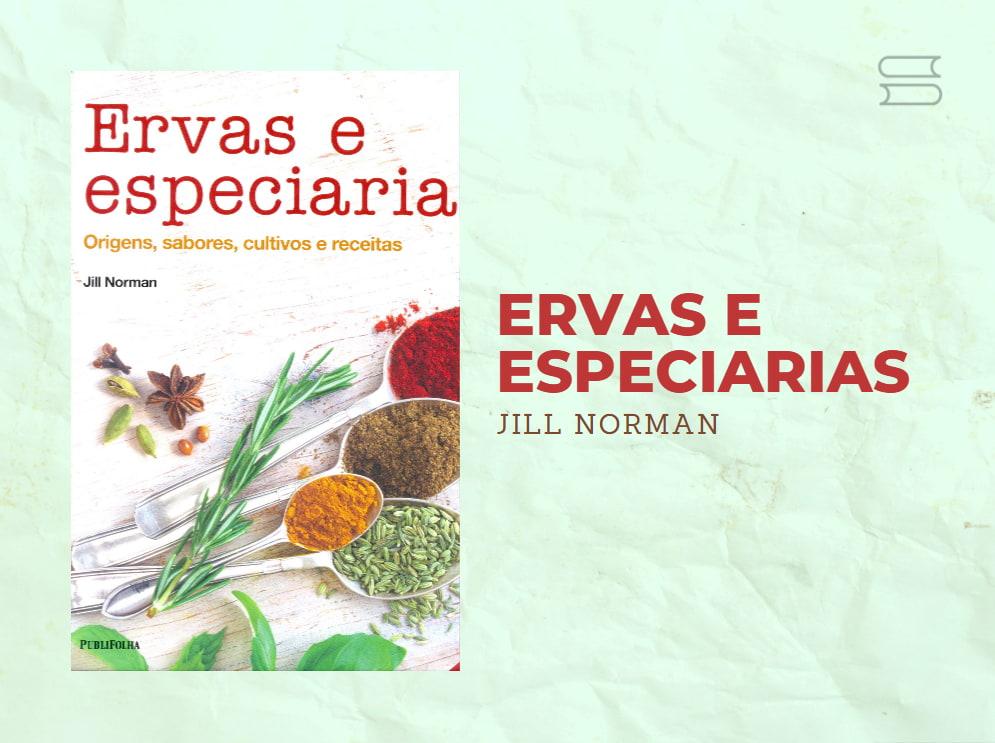 livro ervas e especiarias