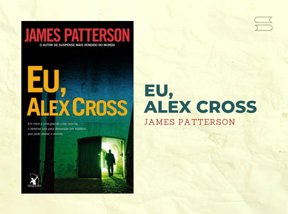 livro eu alex cross