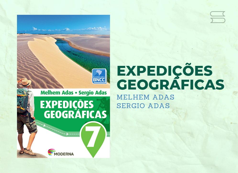 livro expedicoes geograficas