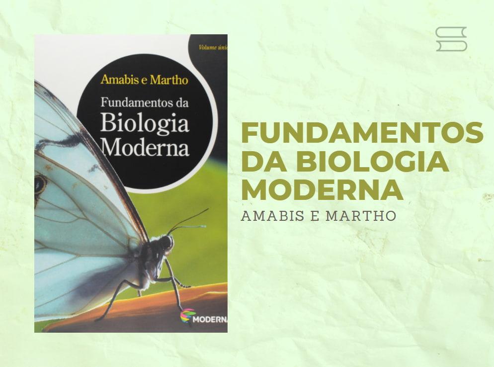 livro fundamentos da biologia