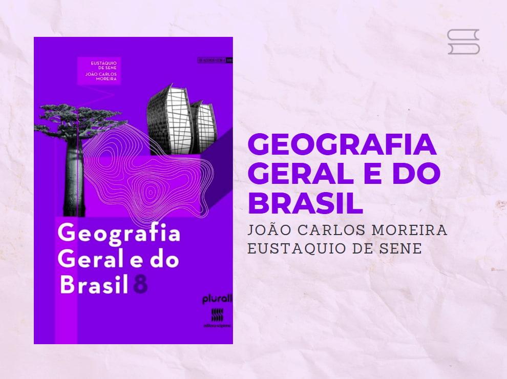 livro geografia geral do brasil