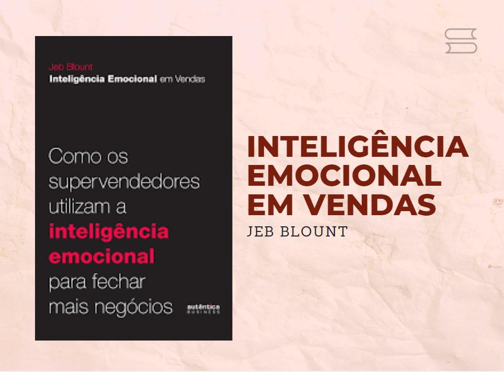 livro inteligencia emocional em vendas