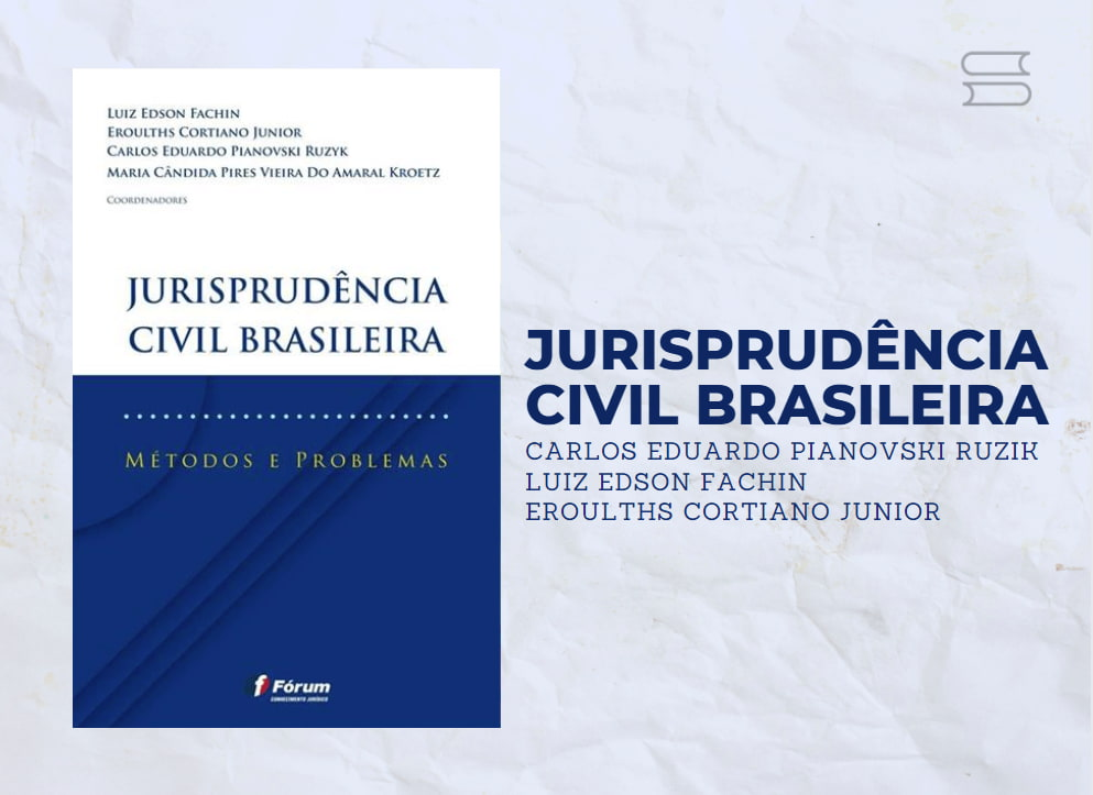 livro jurisprudencia civil brasileira