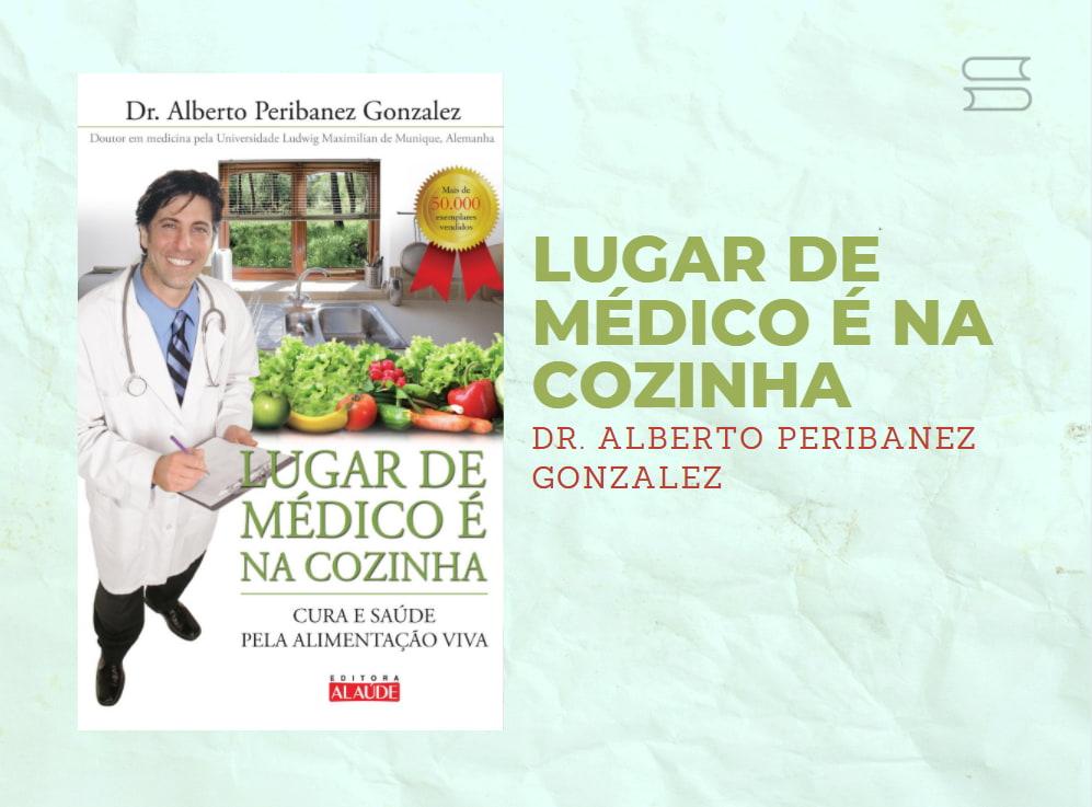 livro lugar de medico e na cozinha