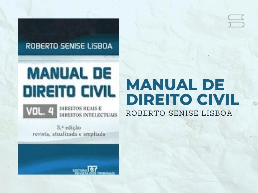 livro manual de direito civil