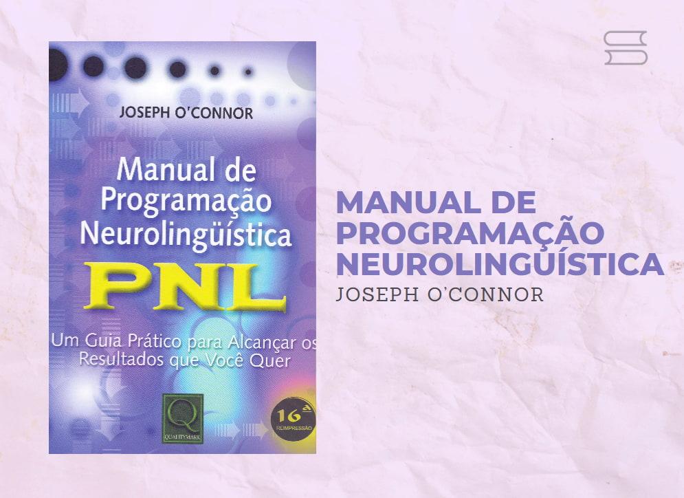 livro manual de programacao neurolinguistica