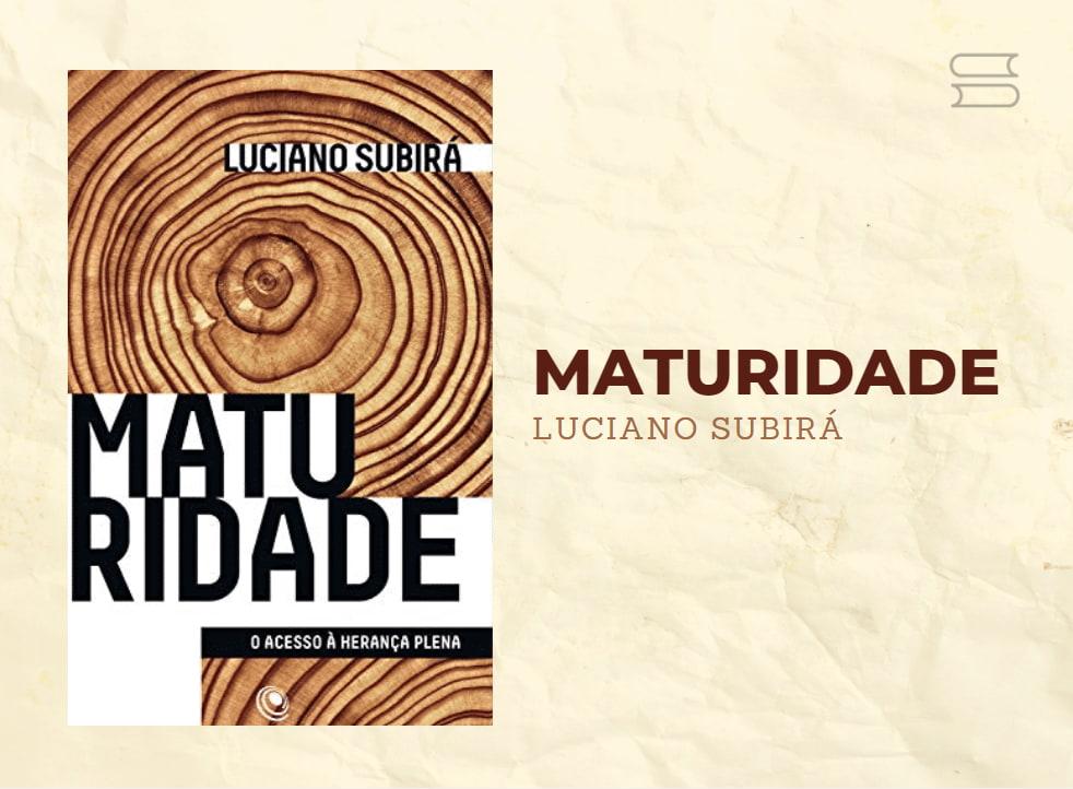 livro maturidade