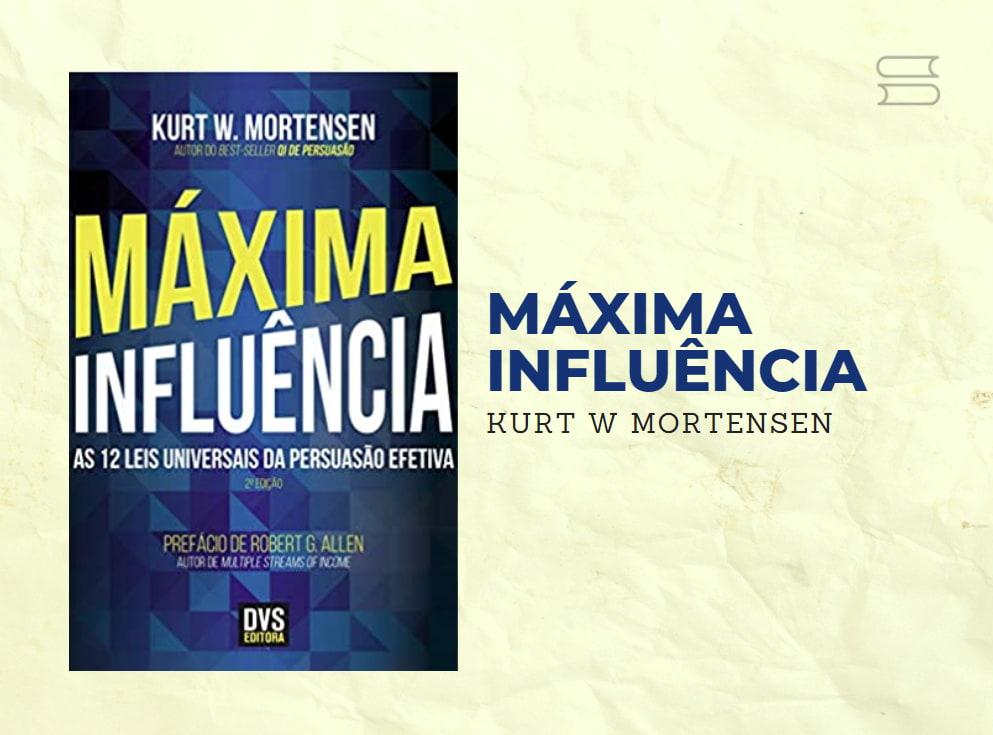 livro maxima influencia