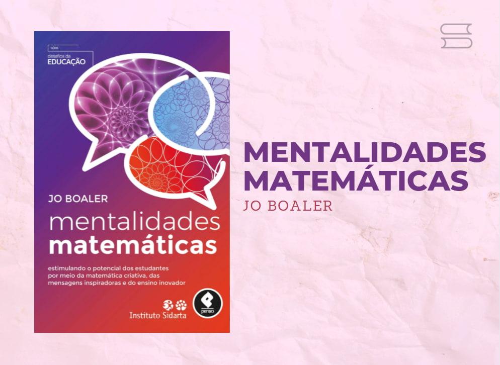 livro mentalidades matematicas