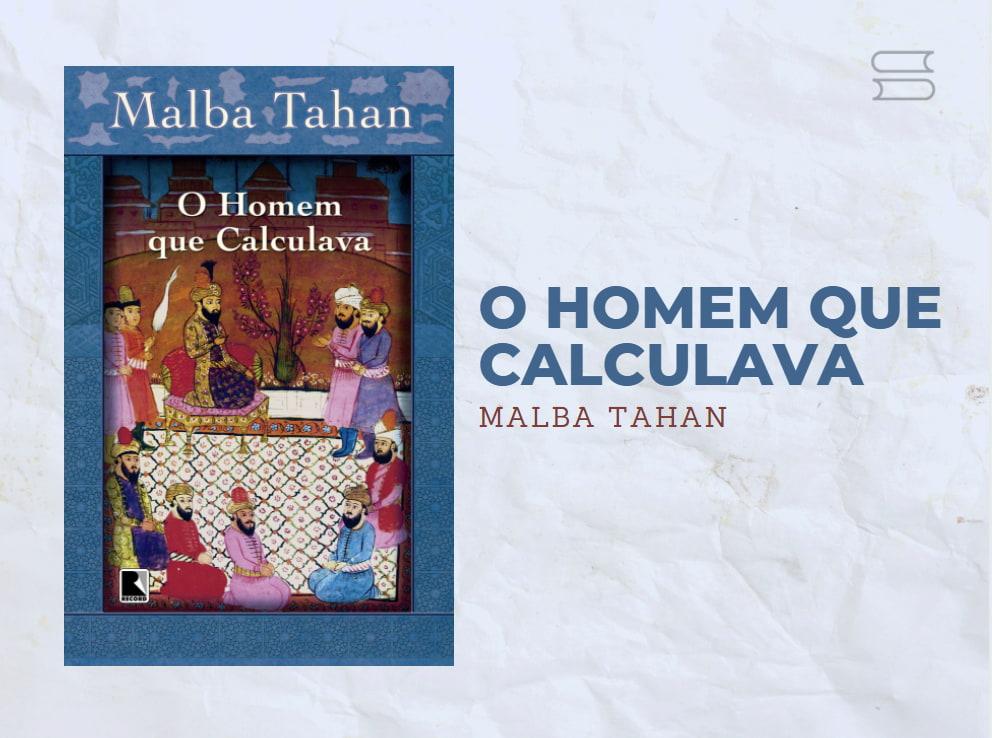 livro o homem que calculava