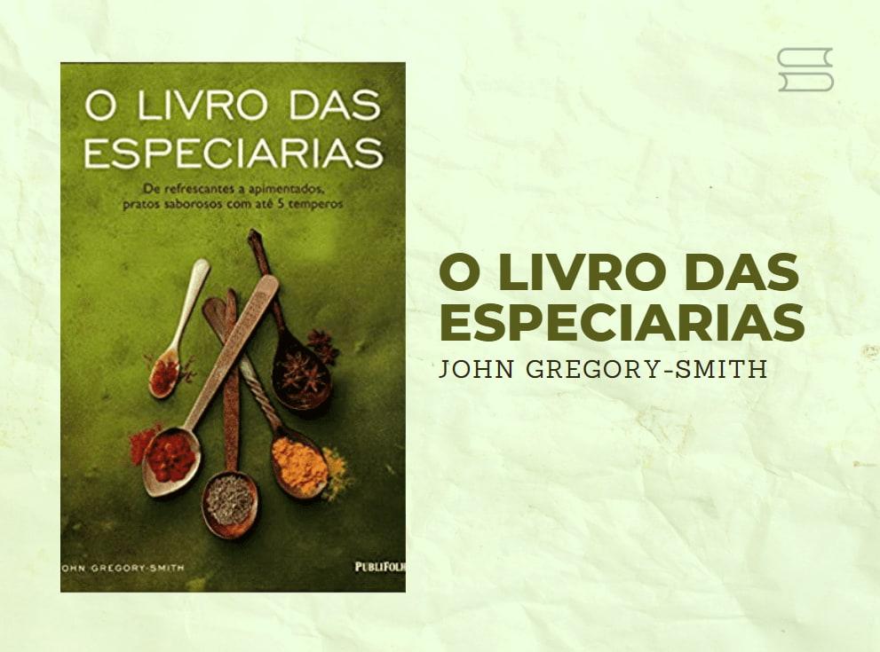 livro o livro das especiarias