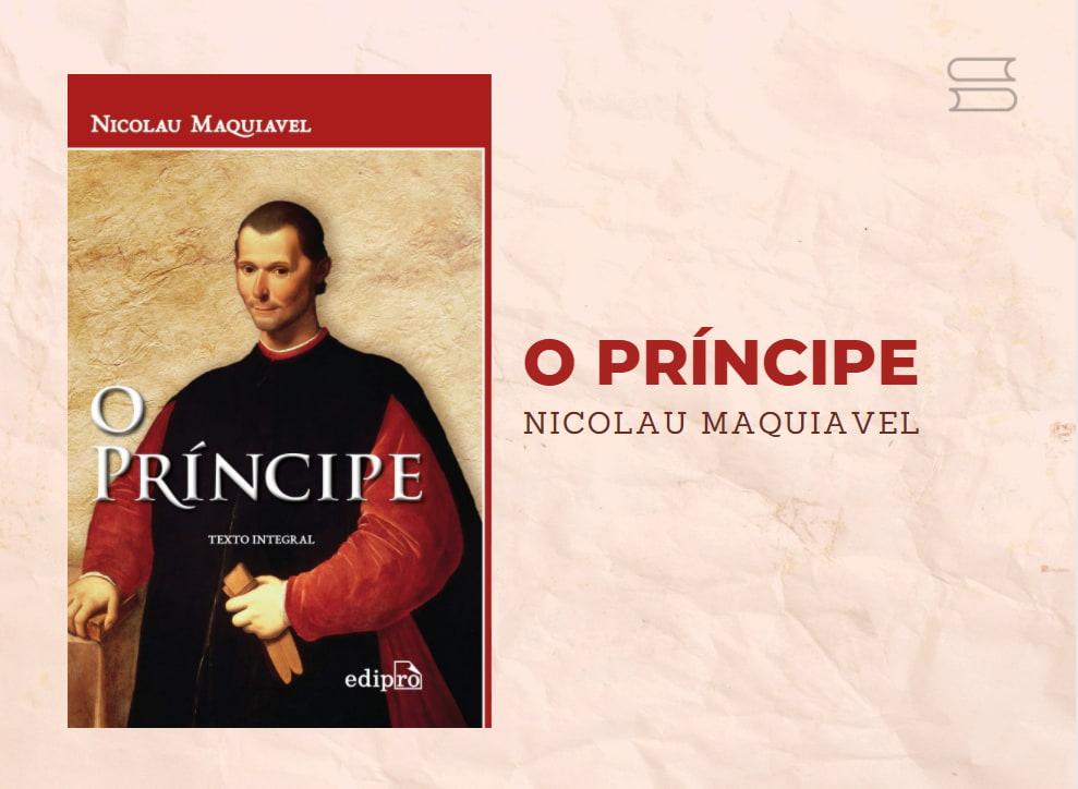 livro o principe