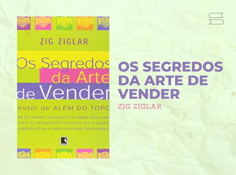 livro os segredos da arte de vender
