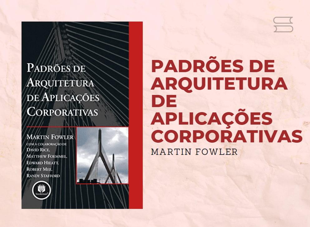 livro padroes de arquitetura