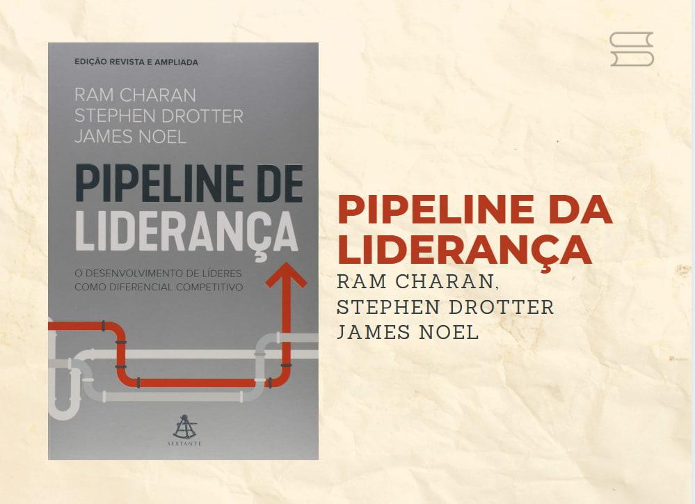 livro pipeline da lideranca