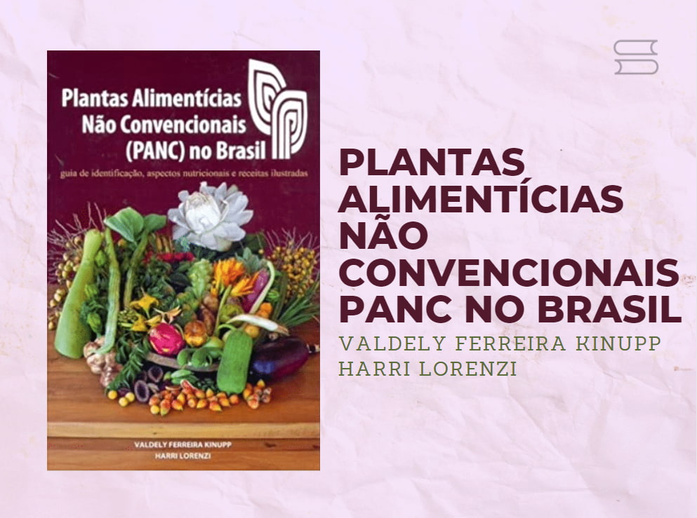livro plantas alimenticias