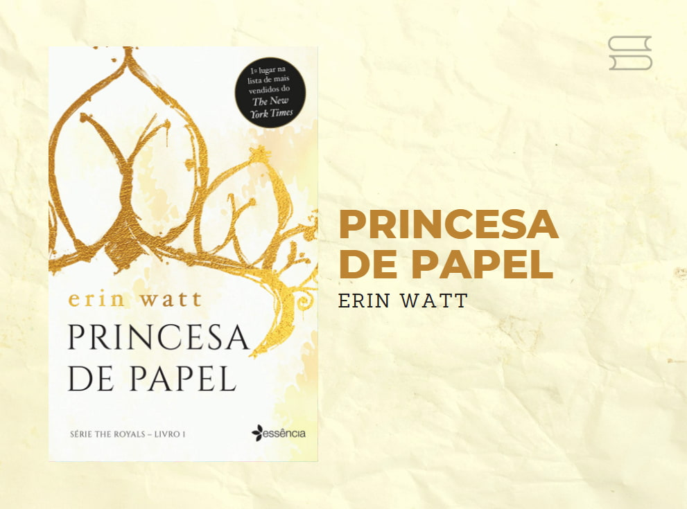 livro princesa de papel