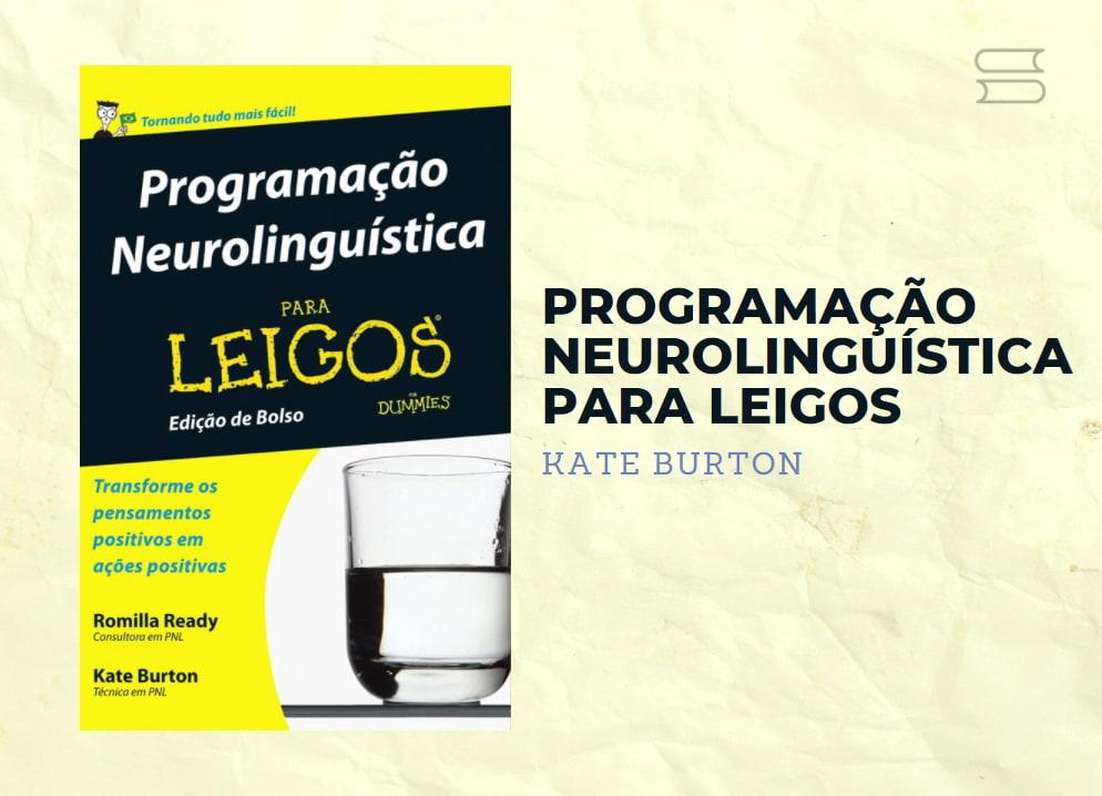 livro programacao neurolinguistica para leigos