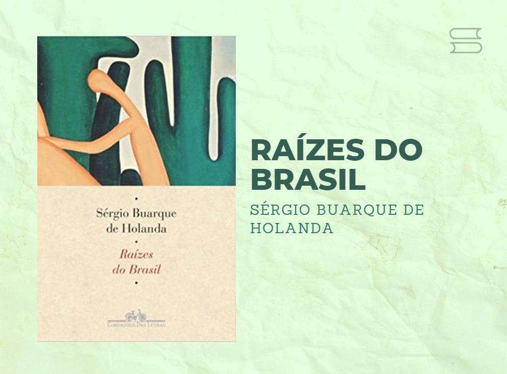 livro raizes do brasil
