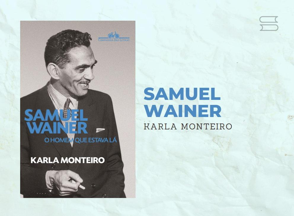 livro samuel wainer