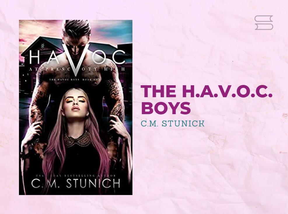 livro the havoc boys