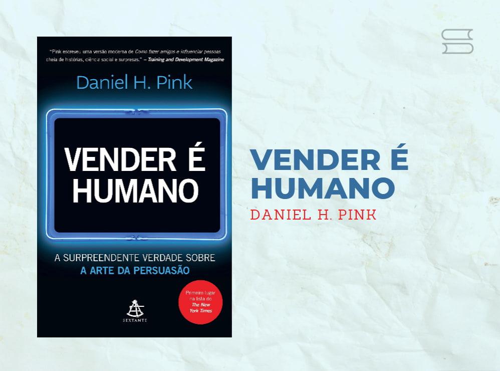 livro vender e humano