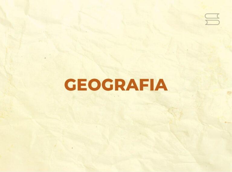 melhores livros geografia