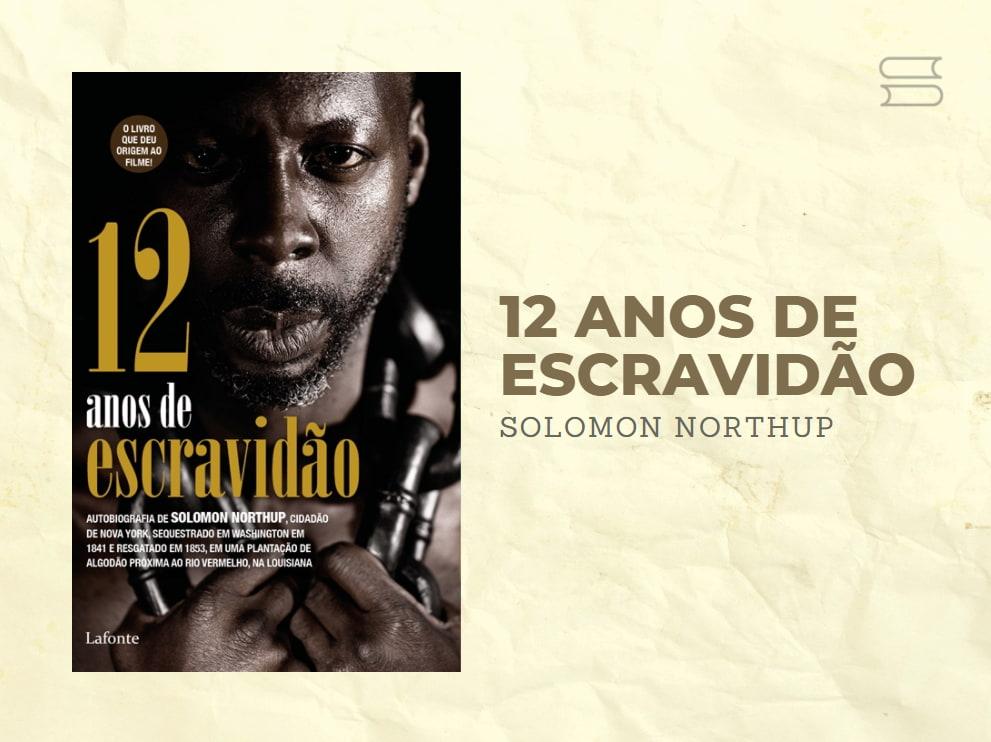 livro 12 anos de escravidao
