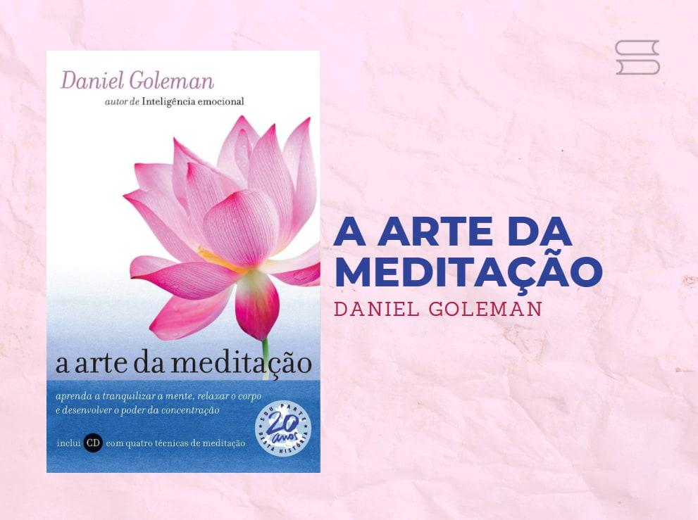 livro a arte da meditacao