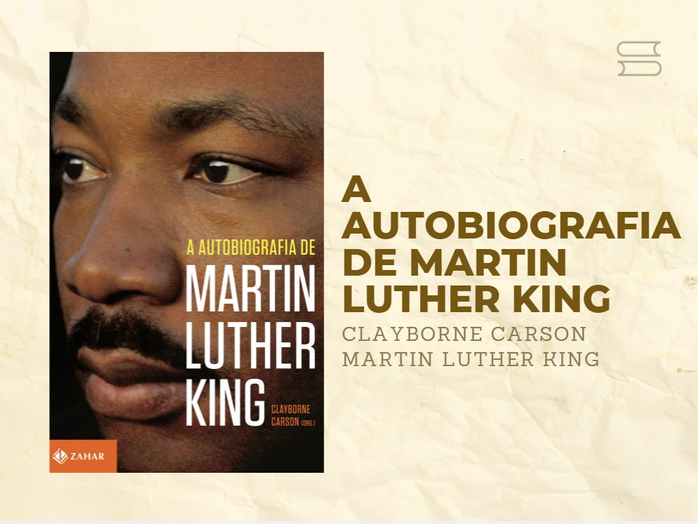 livro a autobiografia de martin luther king