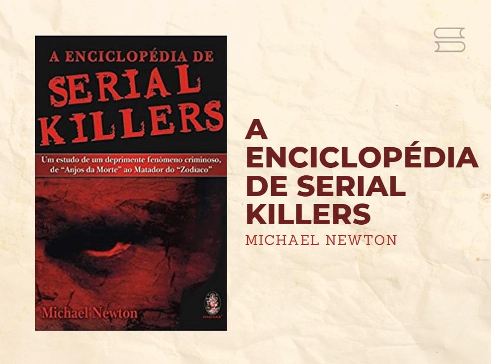 livro a enciclopedia de serial killers