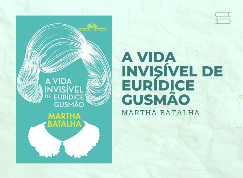 livro a vida invisivel de euridice gusmao
