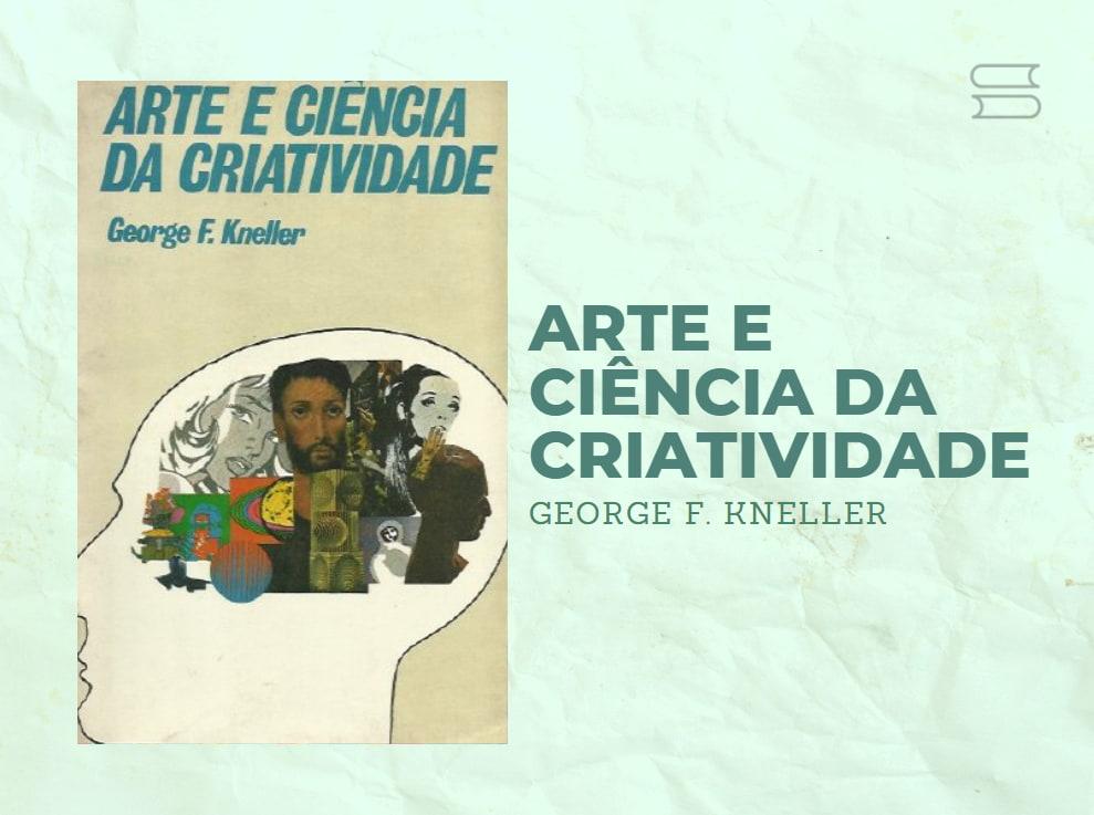 livro arte e ciencia da criatividade
