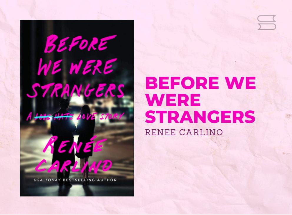 livro before we were strangers