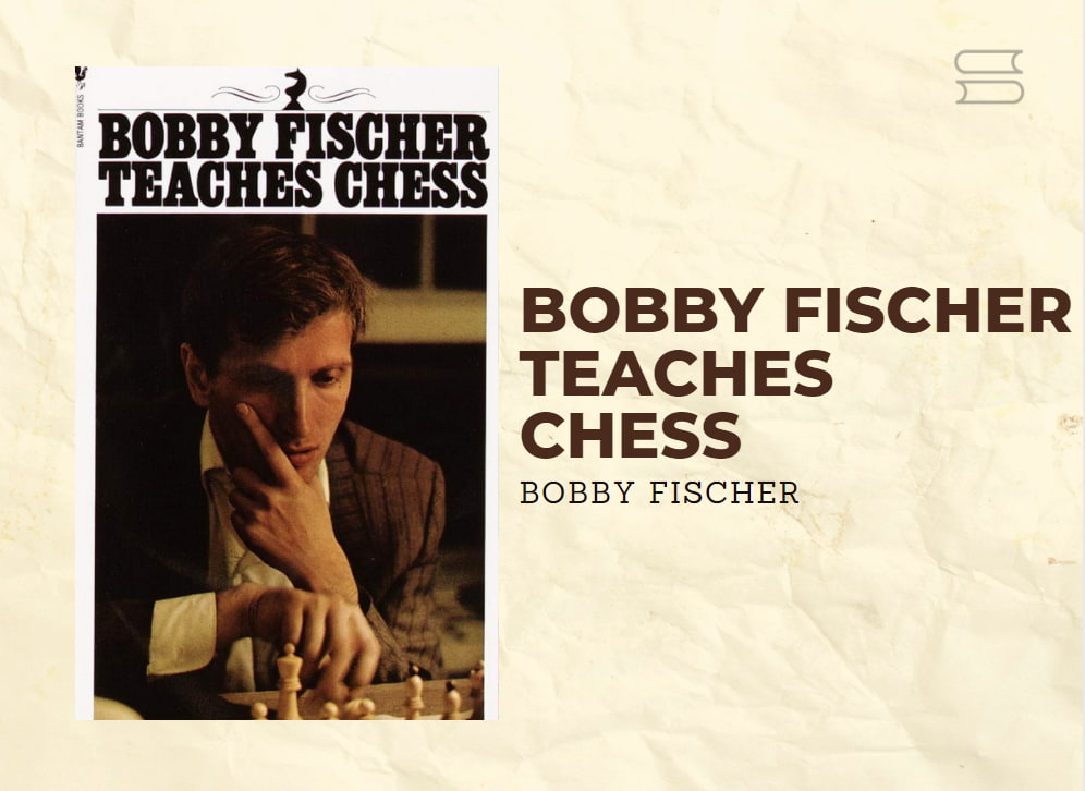 livro bobby fischer teaches chess