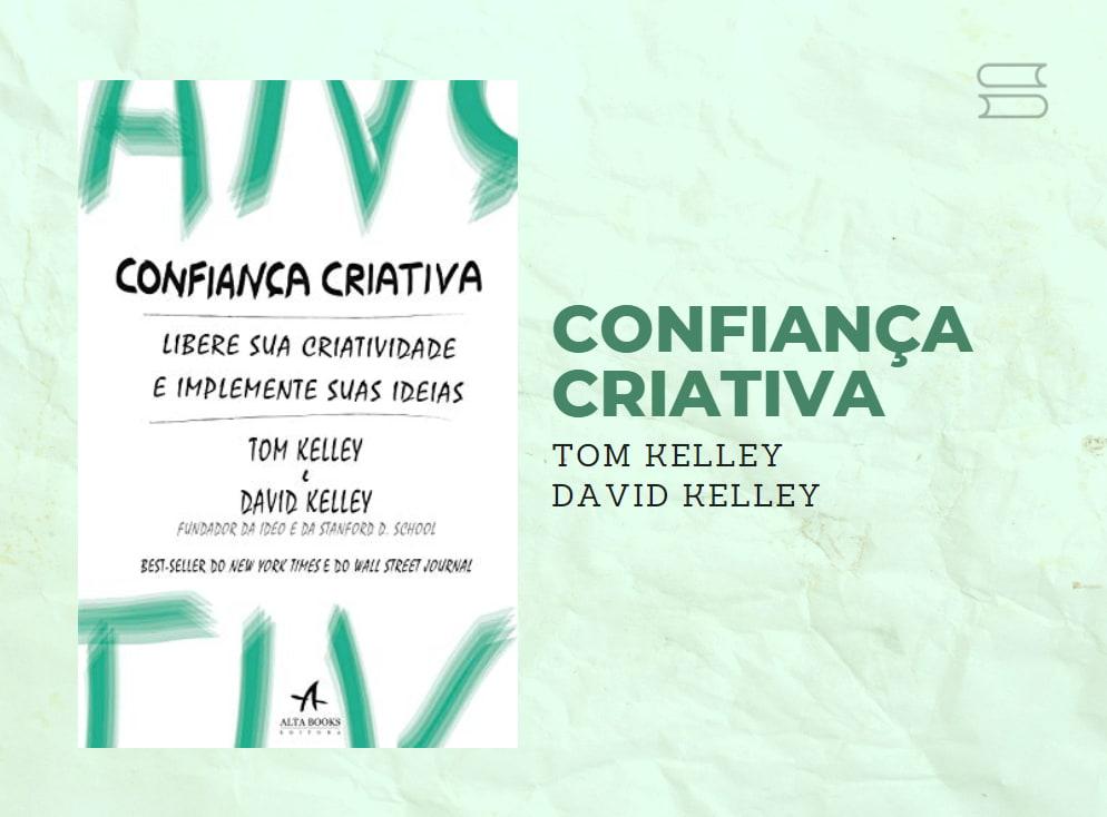 livro confianca criativa