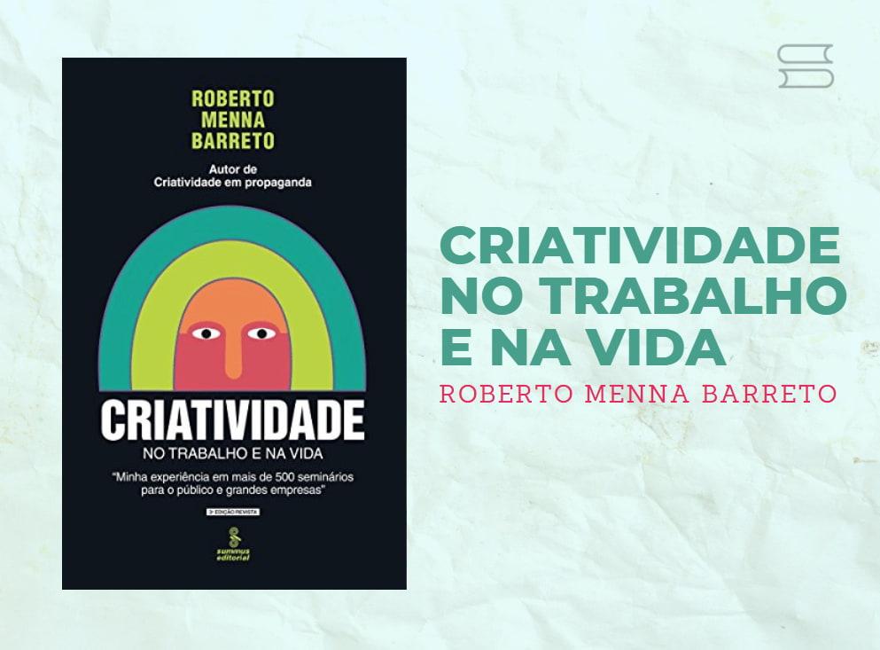 livro criatividade no trabalho e na vida
