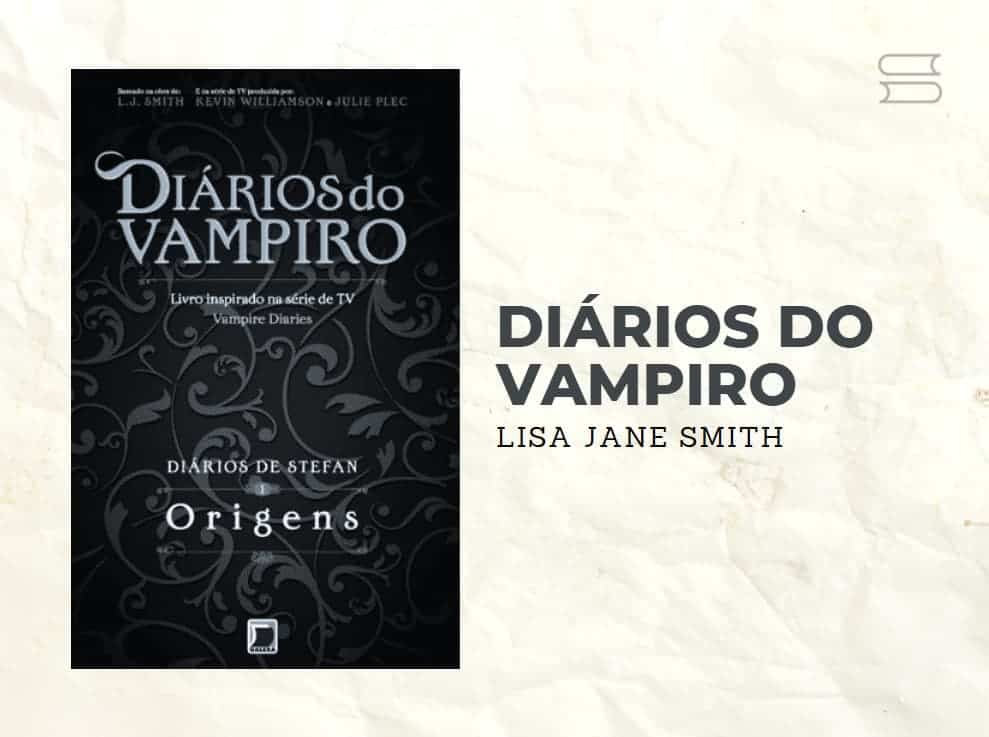 livro diarios do vampiro