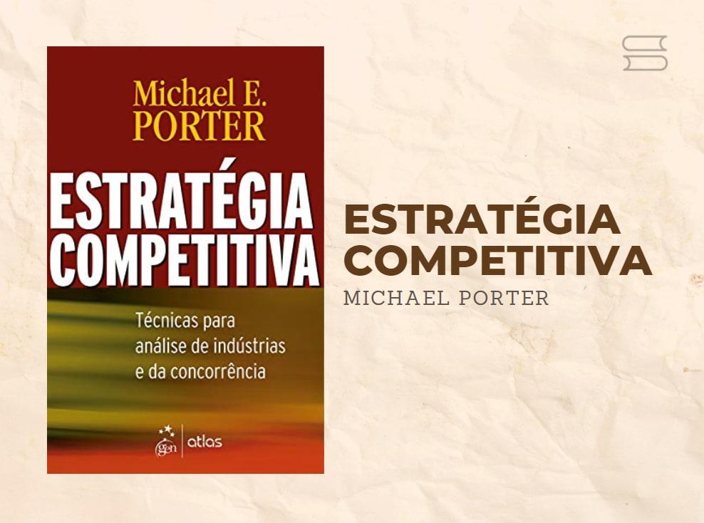 livro estrategia competitiva