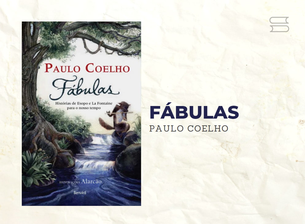 livro fabulas