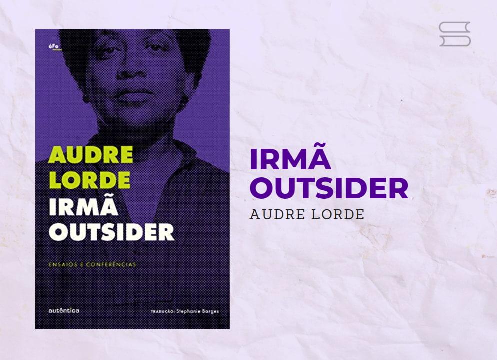 livro irma outsider
