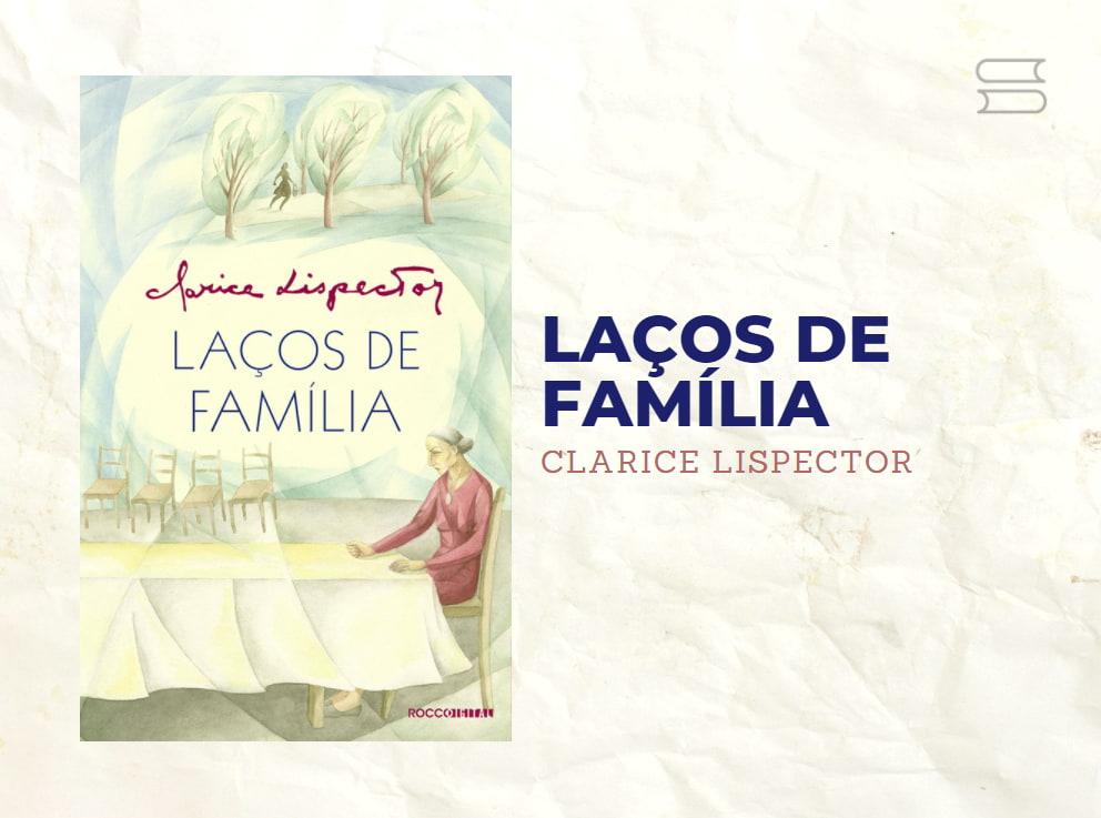 livro lacos de familia