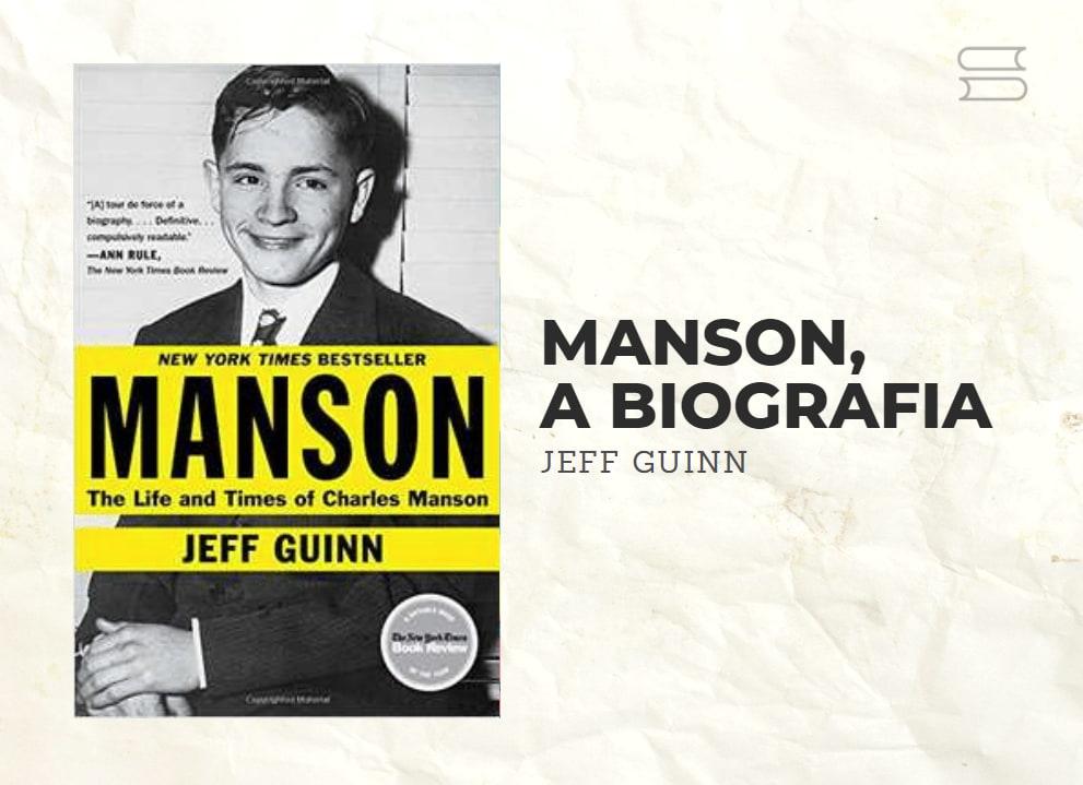 livro manson a biografia