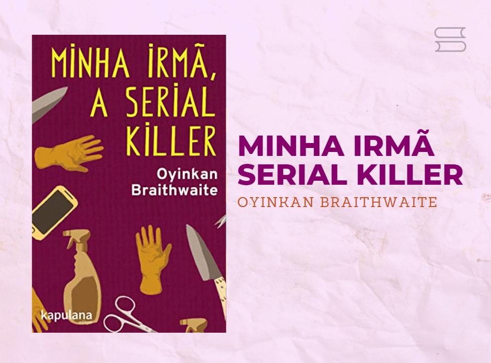 livro minh airma serial killer