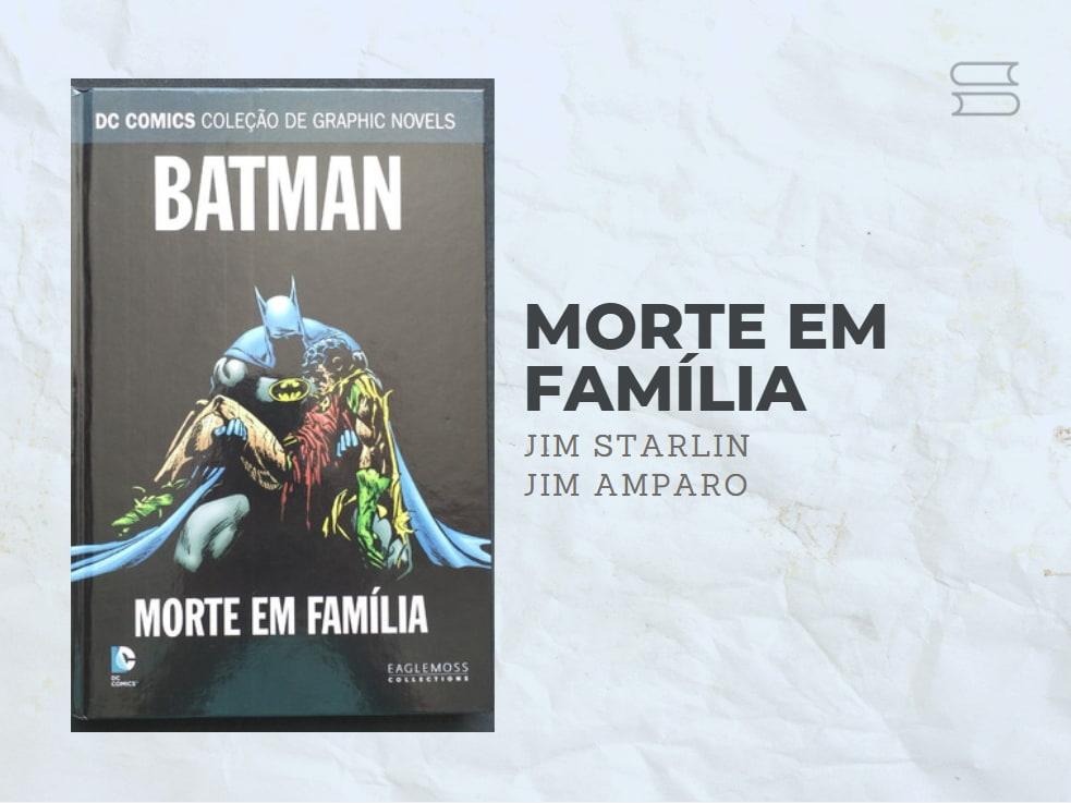 livro morte em familia