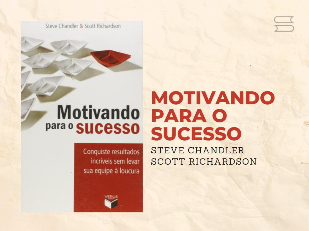 livro motivando para o sucesso