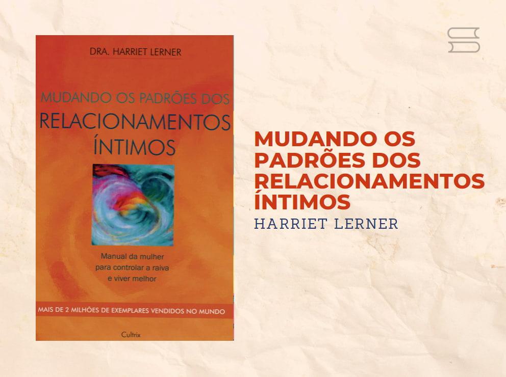 livro mudando os padroes dos relacionamento sintimos