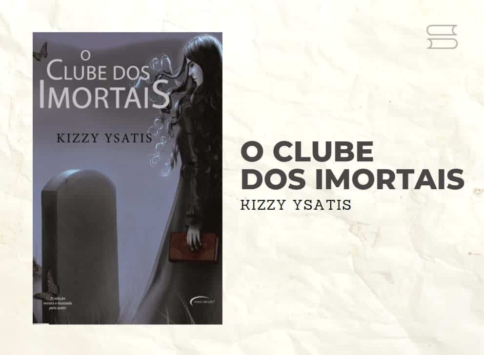livro o clube dos imortais