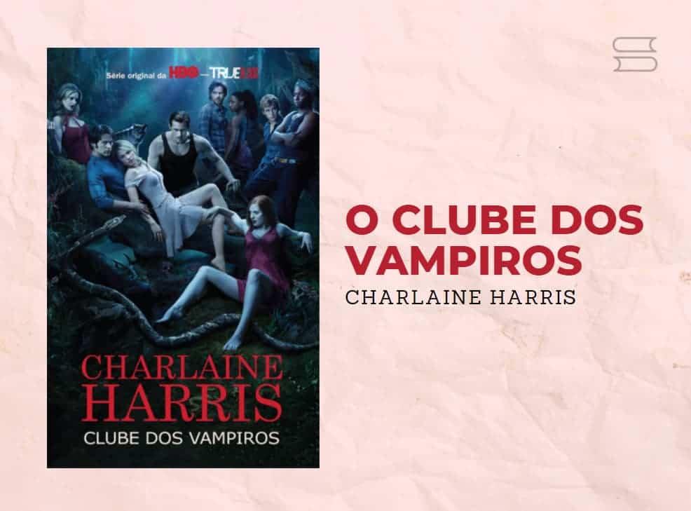 livro o clube dos vampiros
